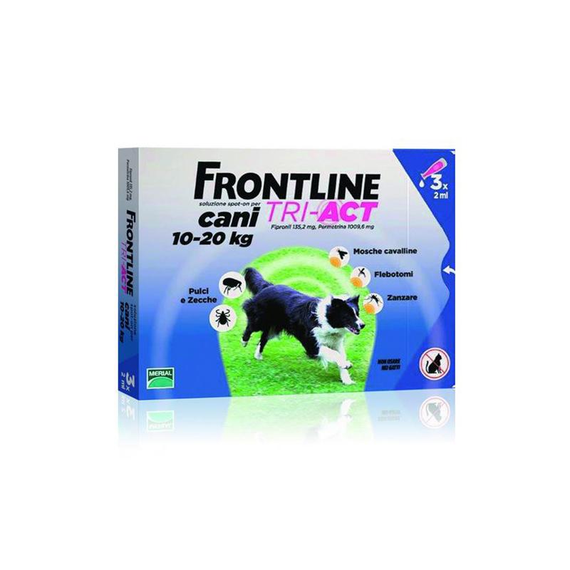 Antiparassitario-cane-Frontline-Tri-Act-10-20-Kg-3-pipette-SUPEROFFERTA