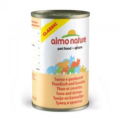 Almo Nature Tradition Legend Tonno e Gamberetti 6 x 140 g