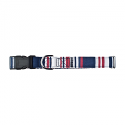 Fuss Dog Collare Regolabile Colors Marine
