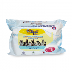 SilpetClean Salviettine Detergenti Vaniglia 1x40pz
