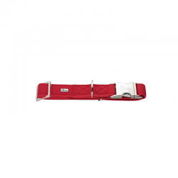 Hunter Collare Softie Alu-Strong Rosso