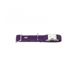 Hunter Collare Softie Alu-Strong Viola