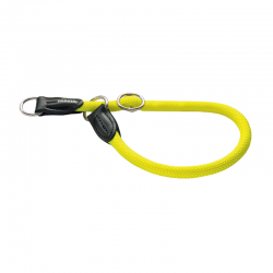 Hunter Collare Training Freestyle Neon Giallo