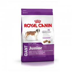 Royal Canin Giant Junior 15+3 kg GRATIS!