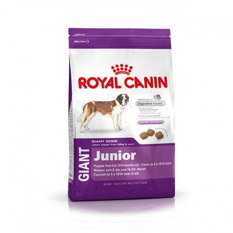 Royal Canin Giant Junior 15+3 kg GRATIS!