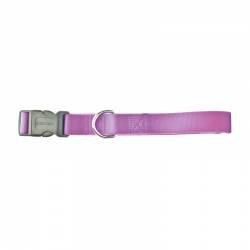 Fuss Dog Collare Regolabile Nylon Lilla