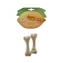 Fuss Dog Bone Fruit Osso Gusto Limone