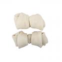 Fuss Dog Osso Nodo Bianco