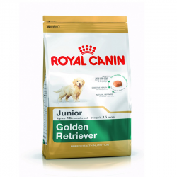 Royal Canin Golden Retriever Junior Breed Health