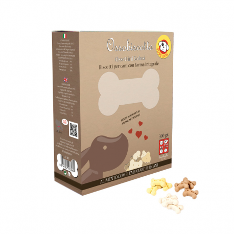 Fuss Dog Biscotti Ossettini