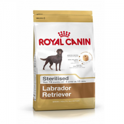 Royal Canin Labrador Retriever Sterilised Breed Health