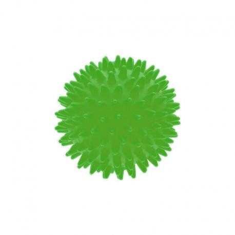 Gioco Palla Riccio Gomma Dura Verde