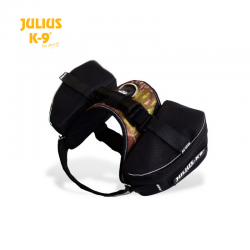 Julius K-9 Borse Laterali per IDC Power Harnesses