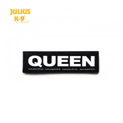 Julius K9 Coppia Etichette Queen