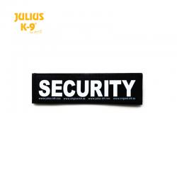 Julius K9 Coppia Etichette Security
