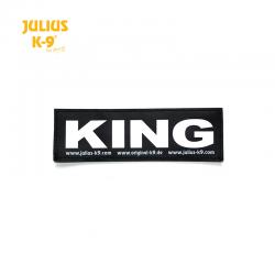 Julius K9 Coppia Etichette King
