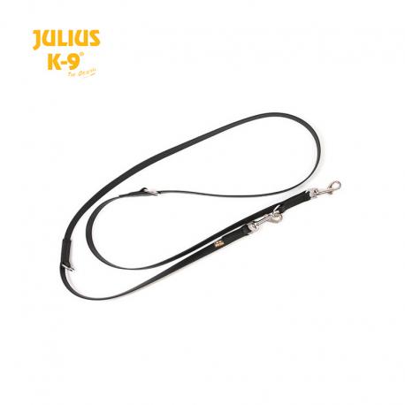 Julius K-9 Guinzaglio Regolabile IDC Caoutchouc