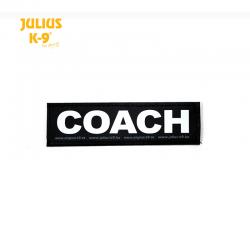 Julius K-9 Coppia Etichette Coach