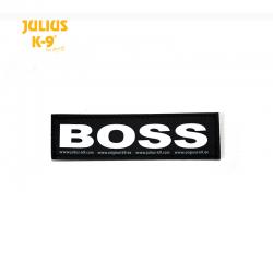 Julius K9 Coppia Etichette Boss