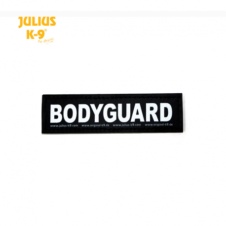 Julius K-9 Coppia Etichette Bodyguard