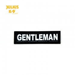 Julius K9 Coppia Etichette Gentleman