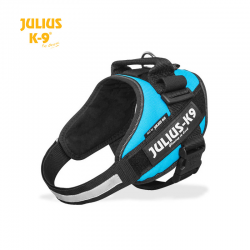 Julius K9 Pettorina IDC Power Harnesses Acquamarina