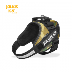 Julius K-9 Pettorina IDC Power Harnesses Camouflage
