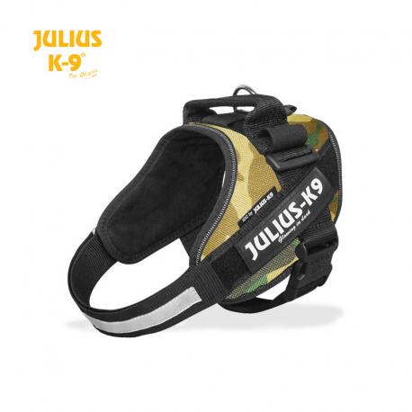 Julius K-9 Pettorina IDC Power Harnesses Camouflage