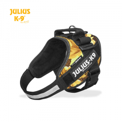 Julius K-9 Pettorina IDC Power Harnesses Autumn Touch