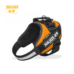 Julius K9 Pettorina IDC Power Harnesses Arancione