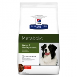 Hill's Metabolic Prescription Diet Canine secco