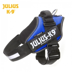 Julius K9 Pettorina IDC Power Harnesses Blu