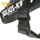 Julius K9 Pettorina IDC Belt Harnesses Nera