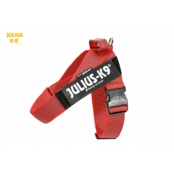 Julius K-9 Pettorina IDC Belt Harnesses Rossa