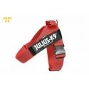 Julius K-9 Pettorina IDC Belt Harnesses Rossa