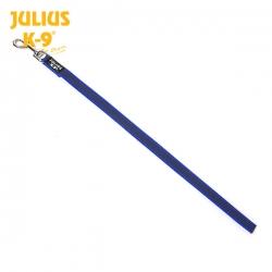 Julius K9 Guinzaglio Super-Grip Blu - Senza Maniglia