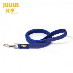Julius K9 Guinzaglio Super-Grip Blu