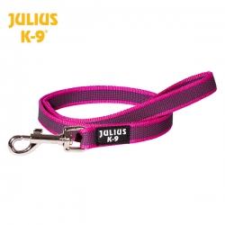 Julius K9 Guinzaglio Super-Grip Fucsia