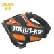 Julius K9 Pettorina IDC Power Harnesses Arancione