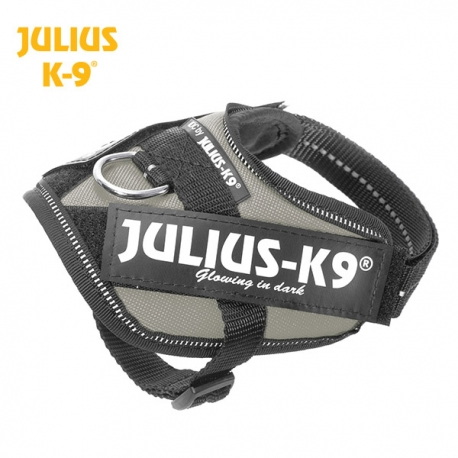 Julius K9 Pettorina IDC Power Harnesses Argento