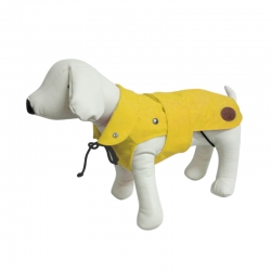 Dog Line Impermeabile London Plus Giallo