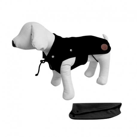 Dog Line Impermeabile London Plus Nero
