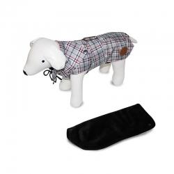 Dog Line Impermeabile Sherlock Plus Grigio