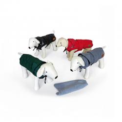 Dog Line Impermeabile Lienz Plus Rosso