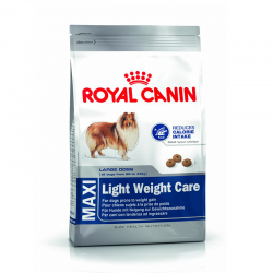 Royal Canin Maxi Light Weight Care 15+3kg GRATIS