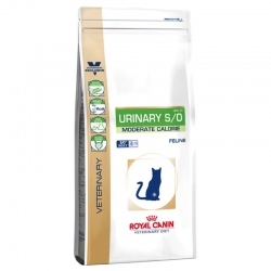 Royal Canin Feline UMC34 Urinary S/O Moderate Calorie