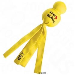 Kong Wet Wubba Yellow