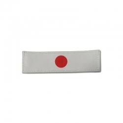 Julius K9 Coppia Etichette Bandiera Giappone