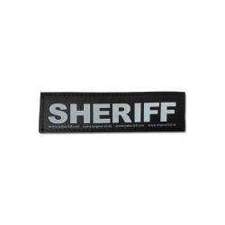 Julius K9 Coppia Etichette Sheriff