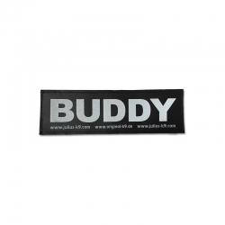 Julius K9 Coppia Etichette BUDDY